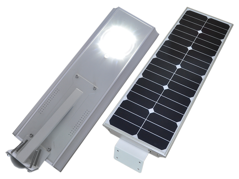 Lampara solar led 15w exteriores alumbrado publico 15 leds for Lampara solar led